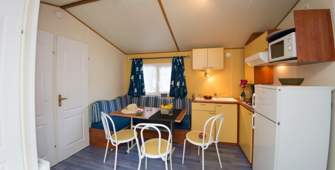 Mobil-home Texas - 6 pers - 3 chambres