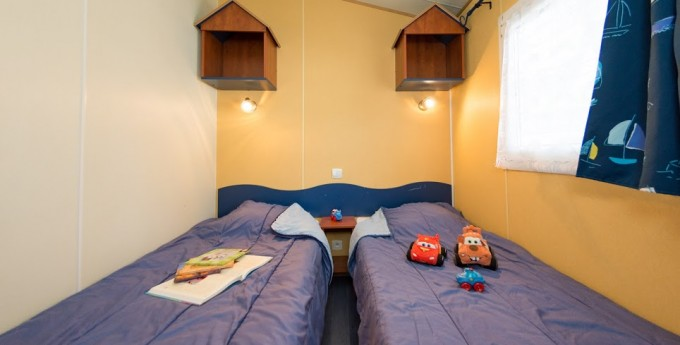 Mobil-home Texas 6 personnes 3 chambres
