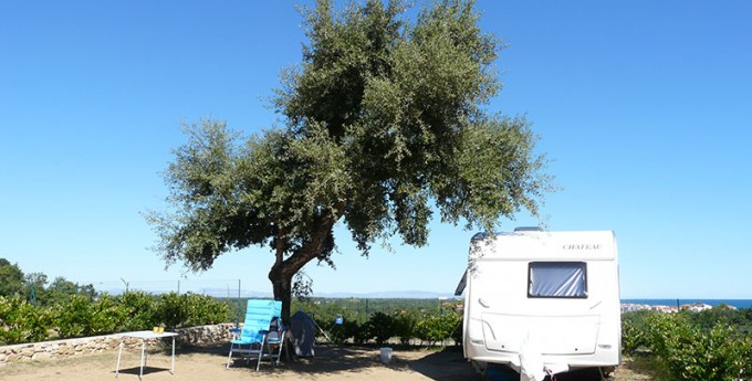 Camping La Coste Rouge Argelès-sur-Mer Emplacements de camping proche de Collioure