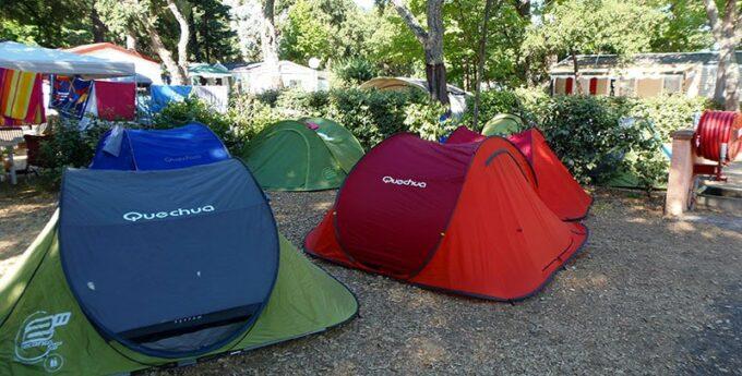 Camping La Coste Rouge Emplacements de camping à Argelès-sur-Mer proche de Collioure