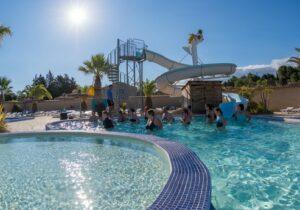 piscine camping La Coste Rouge à Argelès-sur-Mer