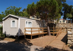 Mobil-home Texas - 1/6 personnes camping La Coste Rouge